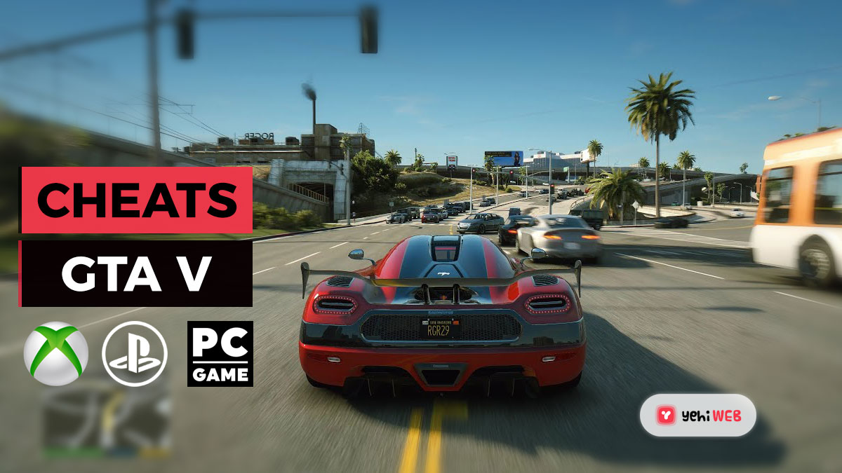 GTA5 cheats – full list of codes and phone numbers