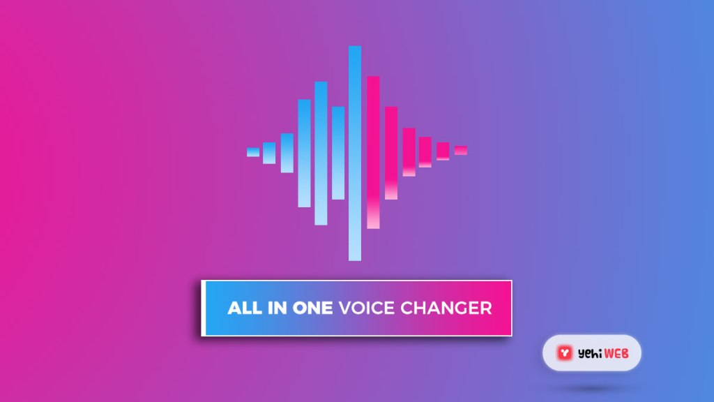 best voice changing softwares best voice changer all in one voice changer 2021 yehiweb