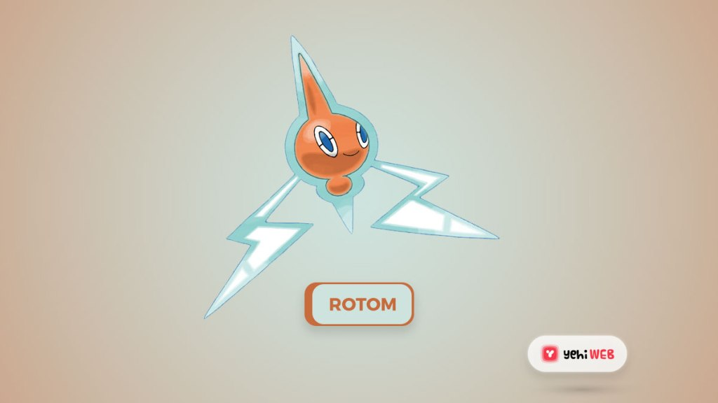 Rotom Pokémon 10 Electric Dual-Type Pokémon to Try Yehiweb