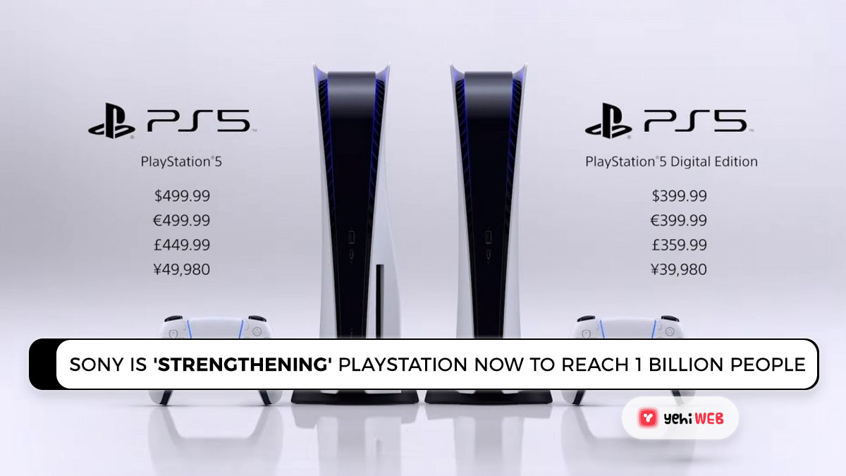 Sony is 'strengthening' PlayStation Now in order to reach 1 billion people