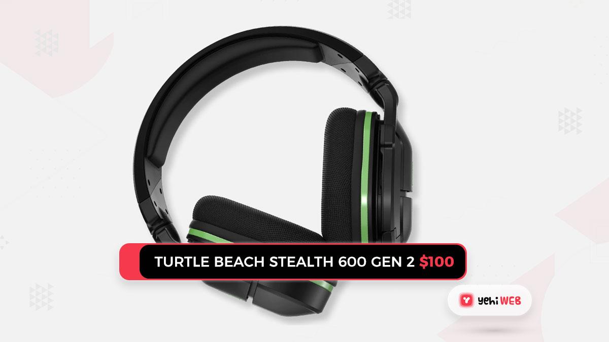 Turtle Beach Stealth 600 Gen 2 $100 Yehiweb