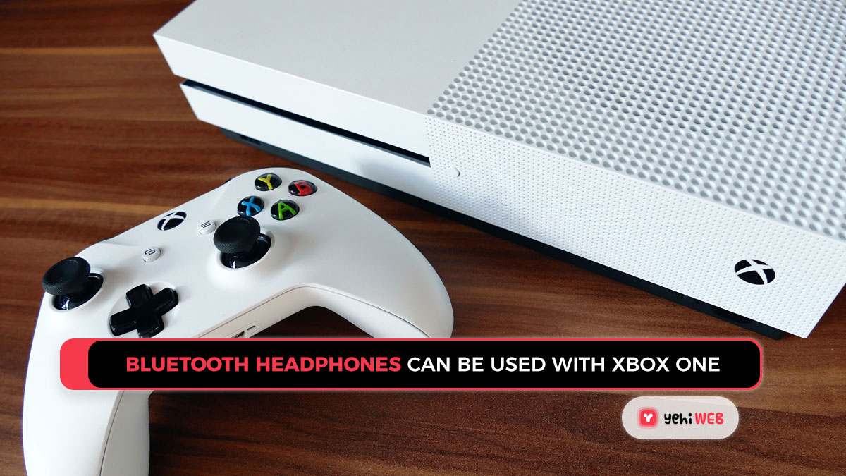 Bluetooth headphones can be used with Xbox One, although it's not always easy.
