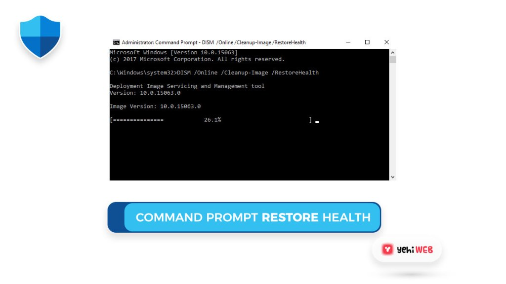 command prompt restore health Yehiweb