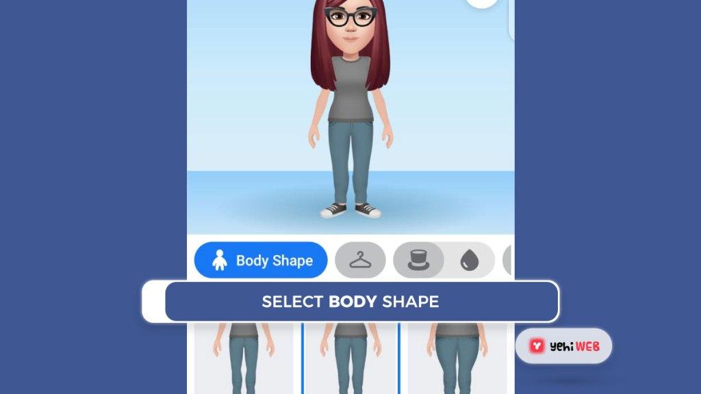 select body shape facebook yehiweb