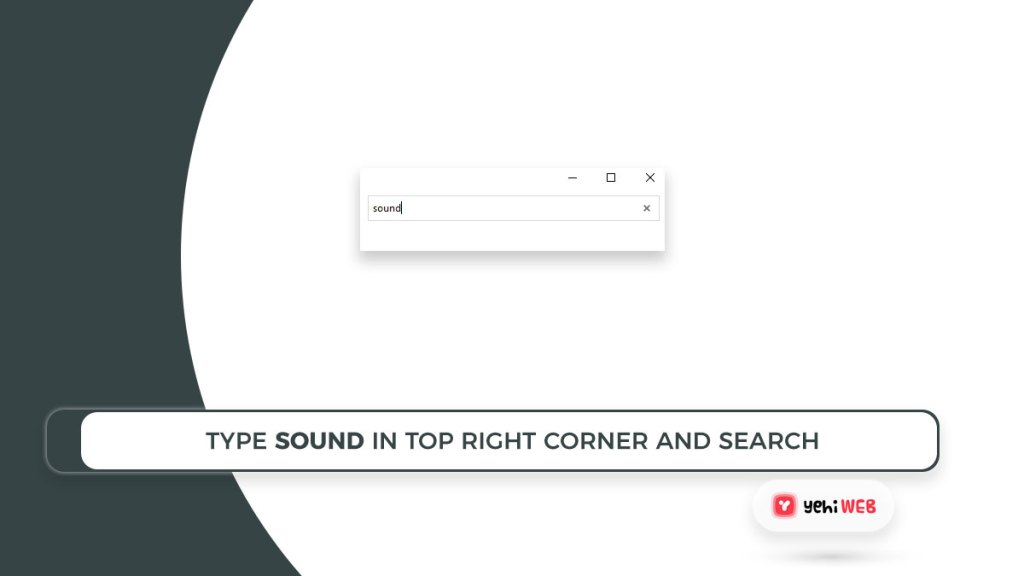 type sound in top right corner and search yehiweb