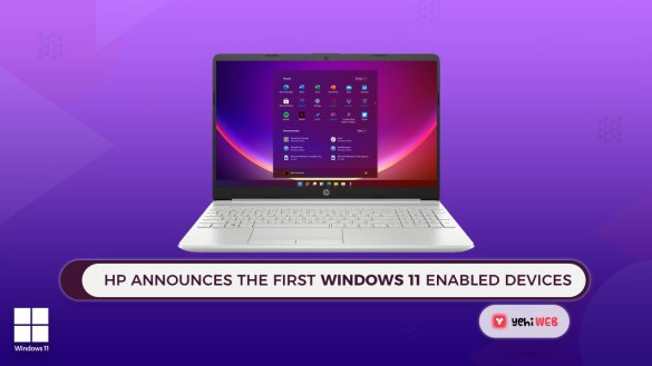 HP Announces the First Windows 11 Enabled Devices Yehiweb