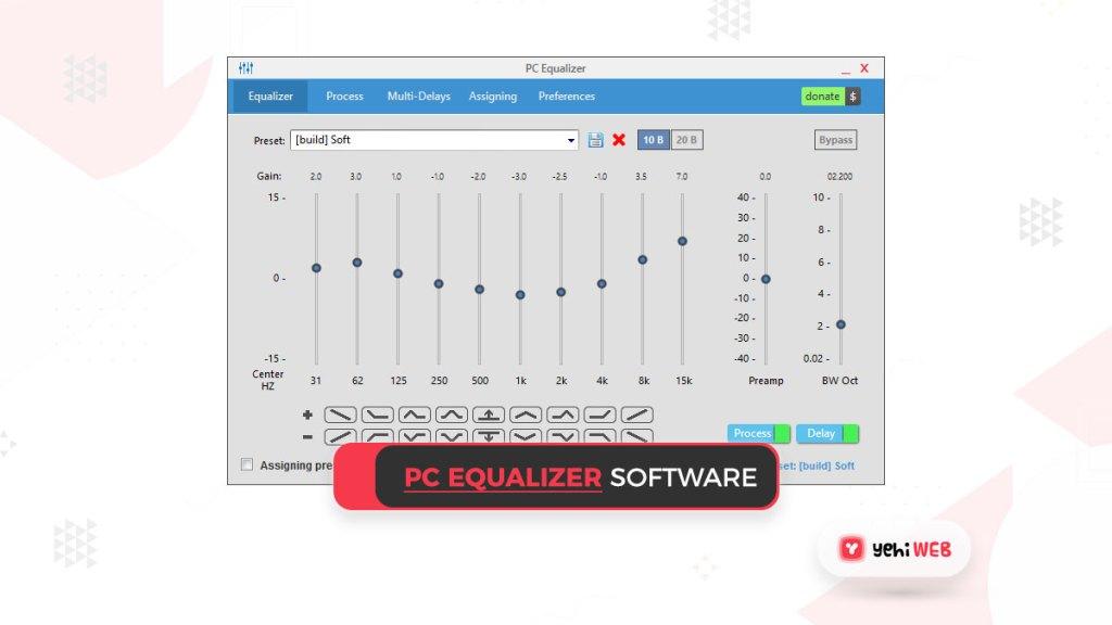 PC Equalizer software Yehiweb