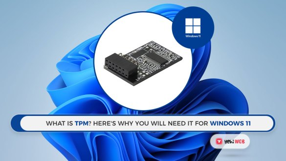 What is TPM What is TPM? Here's why you will need it forWindows 11
