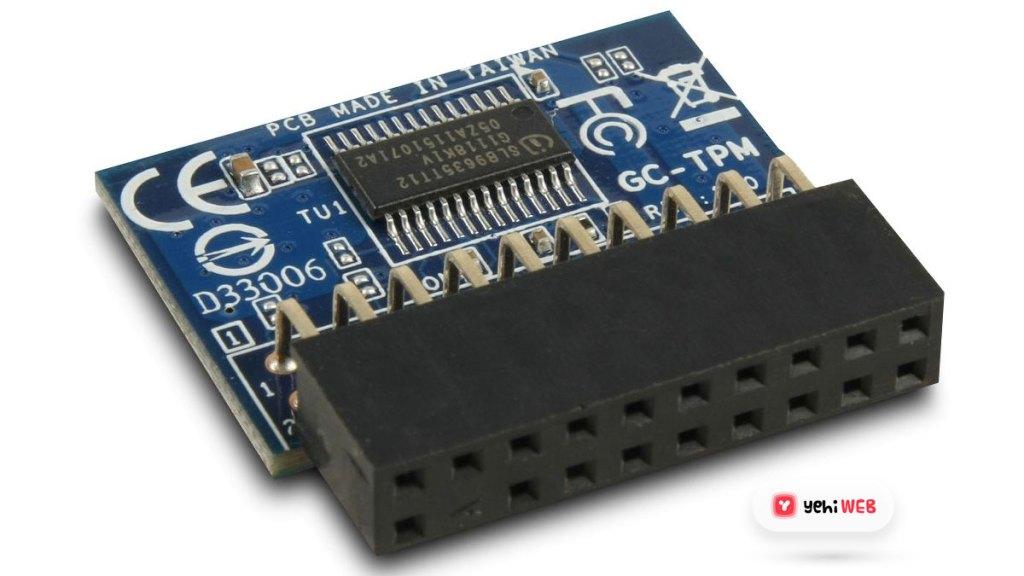 What is TPM tpm chip yehiweb
