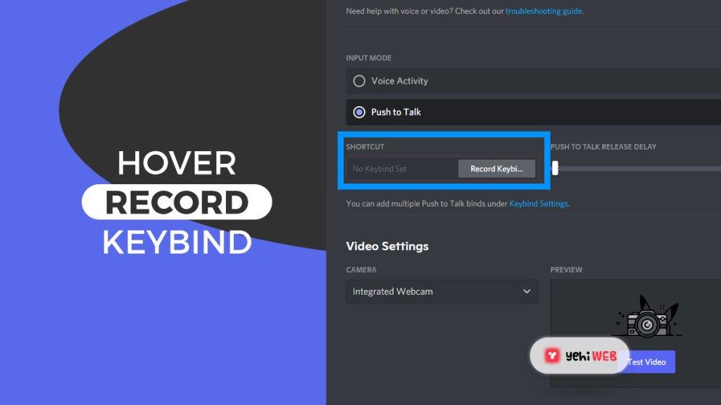 hover record keybind yehiweb