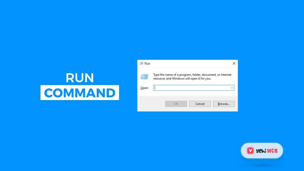 run command yehiweb