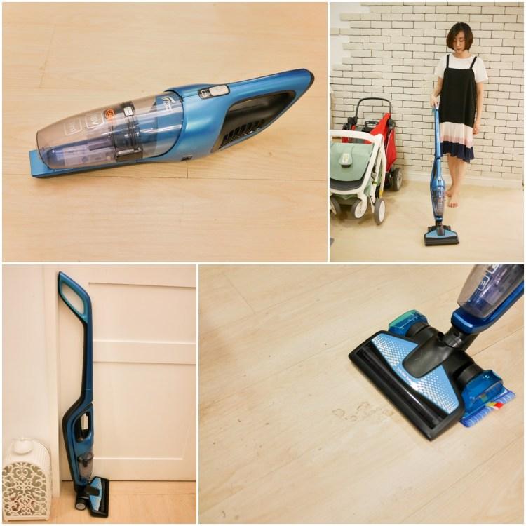 [家電] 飛利浦 3合1拖地吸塵器(FC6404)-吸拖一次搞定,幫媽咪們解決打掃煩惱的打掃神器
