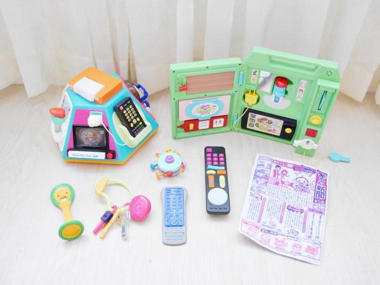 [親子] 促進嬰幼兒智能發展-日本暢銷People知育玩具