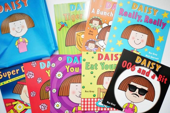 [親子] The Daisy Collection鬼馬精靈黛西