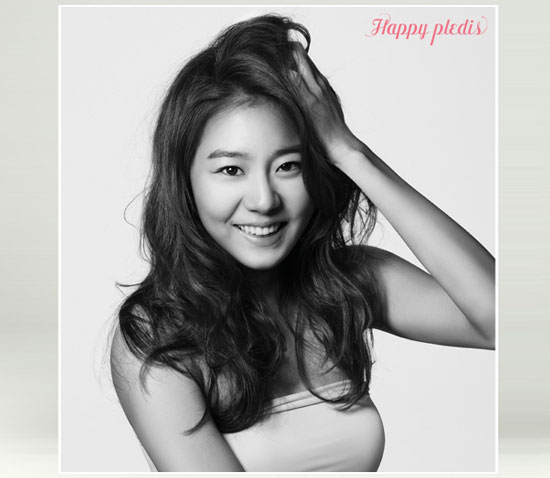 After School Happy Pledis Uee