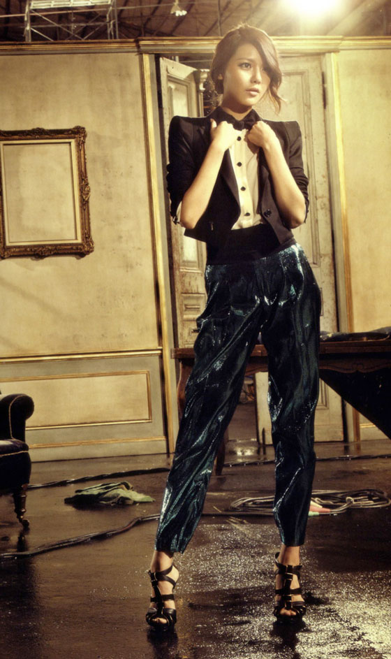 Girls Generation SNSD member Sooyoung picture