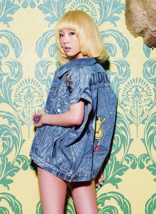 Girls Generation SNSD member Taeyeon picture