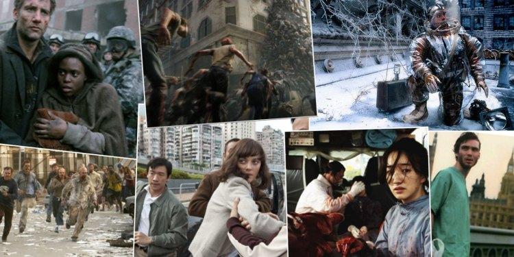 Dünyanın sonu için antrenman filmleri