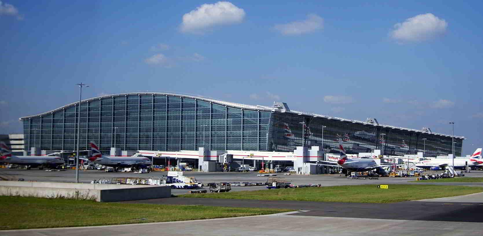 Airport Transfers To Heathrow Yellow Carsyellow Cars