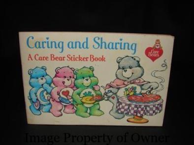 Sticker album, unknown author