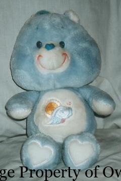 Sea Friend Bear - thetoyarchive.com