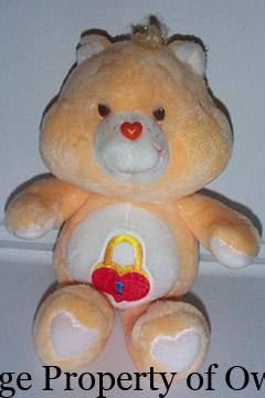Secret Bear - thetoyarchive.com