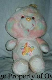 UK TrueHeart Bear courtesy thetoyarchive.com
