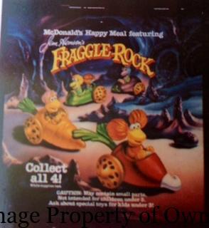 Fraggle Rock **