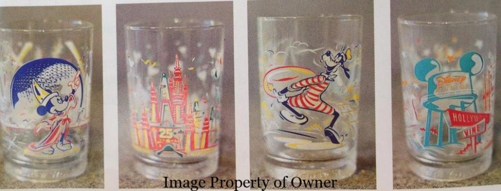 Disneyworld glasses