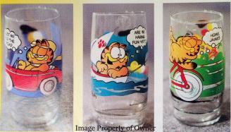 Garfield Glasses