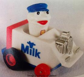 McDonalds Food Racers- Milkshake