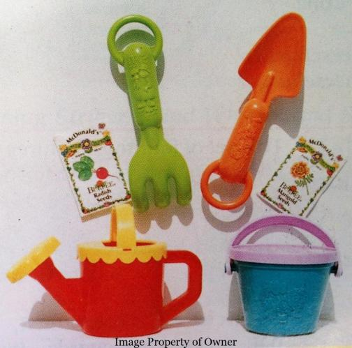 Garden Tools and Seeds