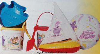 Super Summer sand toys