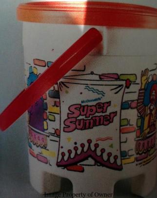 Super Summer pail