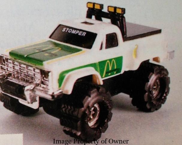 Stomper 4x4 Special Edition