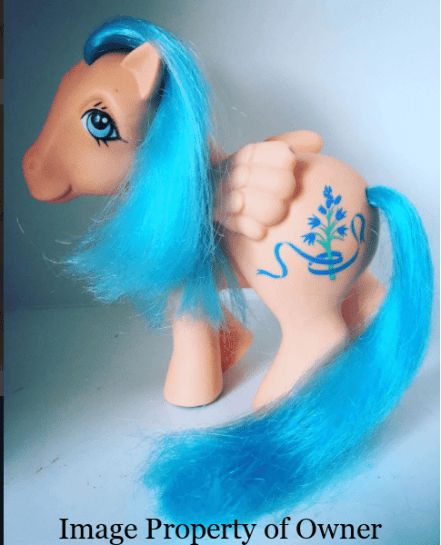 Flower Ponies Bluebelle