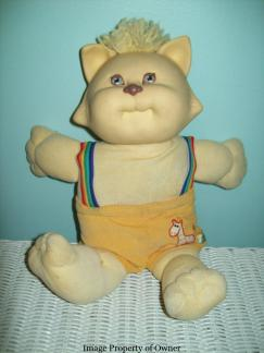 CPK Koosa Cat- yello80s