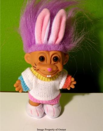 Russ Easter Troll- bjb46