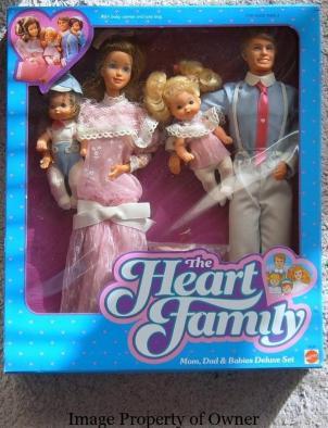 Barbie Hart Family - 1000barbies.com