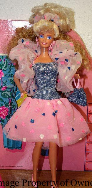 Barbie Super style - 80Barbie collector