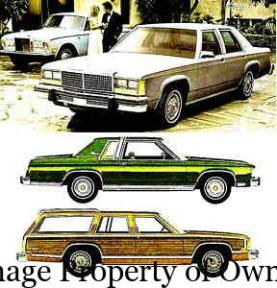 Ford LTD Crown Victoria series - lancer1963