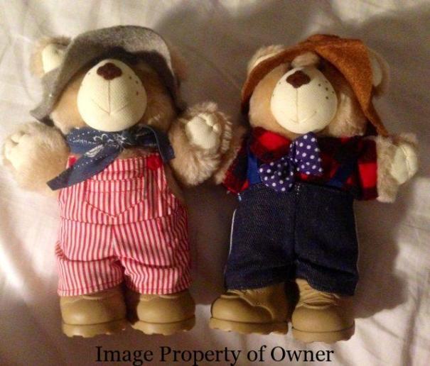 Wendy's bears- Yello80s