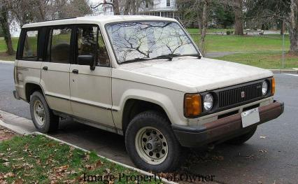 Isuzu Trooper - thesupercars.org