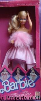 Party Pink Barbie - Viviana Romo