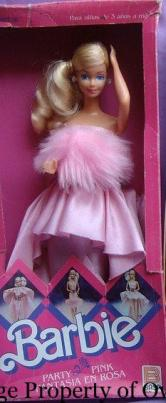 Party Pink Barbie - Viviana Romo