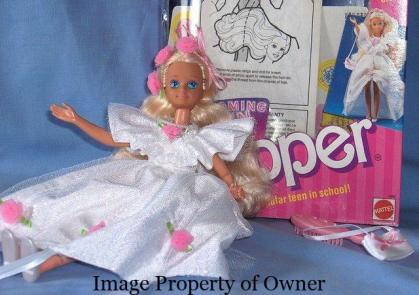 Skipper Homecoming Queen- 80sBarbie Collector