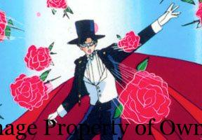 Tuxedo mask attack - author unknown