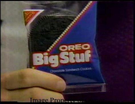 big stuff oreo