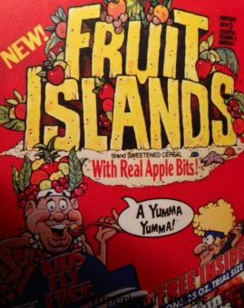 Fruit Islands author unknown