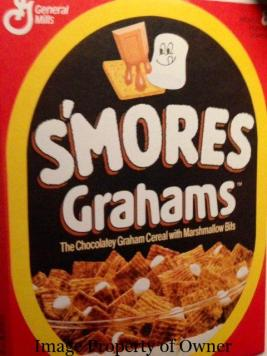 General Mills S'mores Grahams